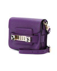 Proenza Schouler - Multicolor Tiny 'ps11' Shoulder Bag - Lyst