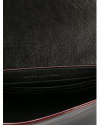 Marc Jacobs - Black 'J, Marc' Crossbody Bag - Lyst