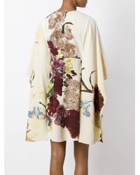 Valentino - Multicolor 'kimono 1997' Print Dress - Lyst