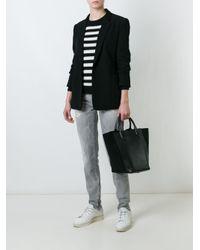 DSquared² - Gray 'medium Waist Skinny' Jeans - Lyst