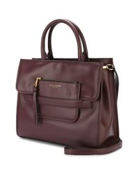 Marc Jacobs - Red 'madison' N/s Tote - Lyst