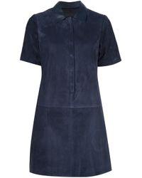 Rag & Bone - Blue 'alix' Dress - Lyst