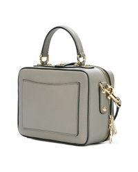 Dolce & Gabbana - Gray 'rosaria' Box Tote - Lyst