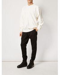 Moohong - White Loose-fit Hoodie for Men - Lyst