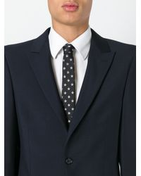 Givenchy - Black Star Tie for Men - Lyst