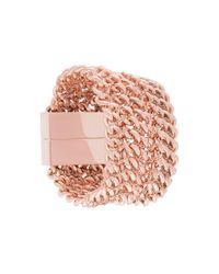Bex Rox | Metallic 'jean Cuff' Bracelet | Lyst