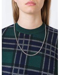 Bex Rox - Metallic 'layering Friendship' Necklace - Lyst
