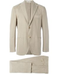 Boglioli - Blue Two-piece Suit for Men - Lyst
