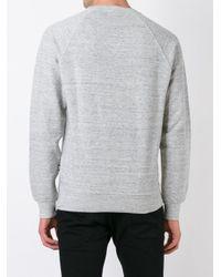 Marc Jacobs | Gray Face Sweatshirt for Men | Lyst