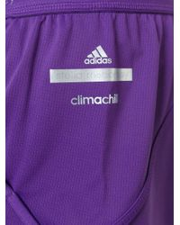 Adidas By Stella McCartney | Green 'climachill' Shorts | Lyst