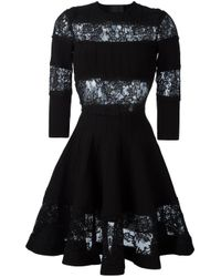 Philipp Plein | Black 'waiting For' Dress | Lyst