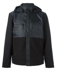 The North Face | Black Hooded Jacket for Men | Lyst