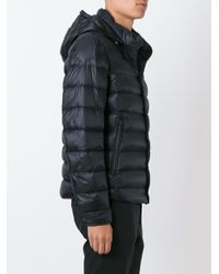 Moncler - Black Nazaire Padded Jacket for Men - Lyst