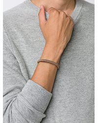 M. Cohen - Multicolor Woven Bracelet for Men - Lyst