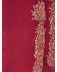 Uma Wang - Red Metallic Detail Socks - Lyst