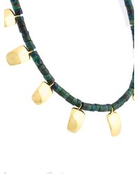 Lizzie Fortunato - Multicolor 'desert Sunrise' Necklace - Lyst