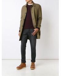 Hudson Jeans   Black 'sartor Sabotage' Jeans for Men   Lyst