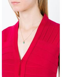 Sydney Evan - Metallic 'horn' Necklace - Lyst