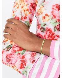 Natasha Collis - Green Nugget Friendship Bracelet - Lyst
