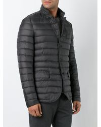 Save The Duck - Brown 'giga' Jacket for Men - Lyst