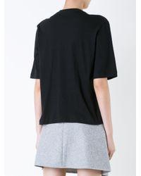 Markus Lupfer - Black 'mona' T-shirt - Lyst