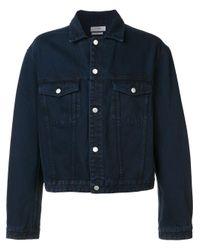 Cmmn Swdn | Blue Classic Denim Jacket for Men | Lyst