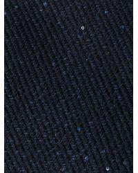 Talbot Runhof - Blue 'laurin' Knit Top - Lyst