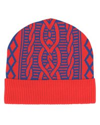 Opening Ceremony | Blue Umd X Beanie for Men | Lyst