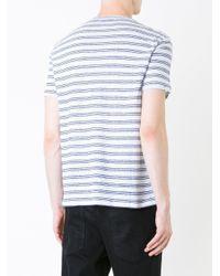 YMC - White 'pugsley' T-shirt for Men - Lyst