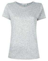 Rag & Bone | Gray Shortsleeved T-shirt | Lyst