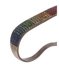 AS29 - Blue Rainbow Ring - Lyst