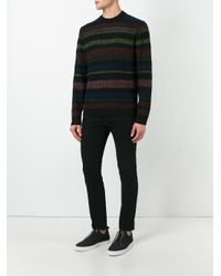 PS by Paul Smith - Multicolor Striped Jumper for Men - Lyst