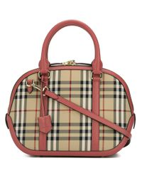Burberry | Multicolor 'house Check' Tote | Lyst