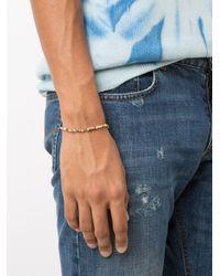 Luis Morais - Metallic Small Perfect Circle Barrel Bracelet for Men - Lyst