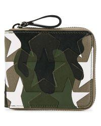 Valentino - Multicolor Garavani Camustars Wallet for Men - Lyst