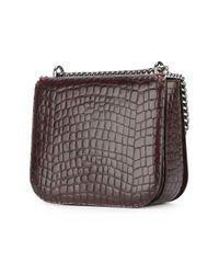 Stella McCartney   Red Medium Falabella Box Shoulder Bag   Lyst