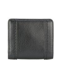Marc Jacobs - Black Branded Wallet for Men - Lyst