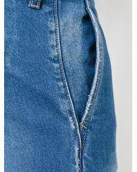Jil Sander - Blue Tapered Jeans for Men - Lyst