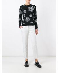 KENZO - Black Multi Tiger Sweatshirt - Lyst