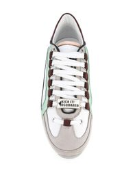 DSquared² | White 551 Sneakers | Lyst
