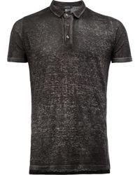 Avant Toi | Black Polo Shirt for Men | Lyst