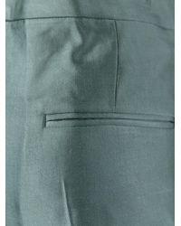 Isabel Marant - Gray Roan Trousers - Lyst