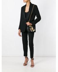 Chloé | Black Mini Drew Shoulder Bag | Lyst