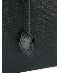 Saint Laurent | Black Small Classic Museum Briefcase | Lyst