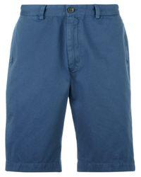 Sunspel | Blue - Classic Chino Shorts - Men - Cotton - 30 for Men | Lyst