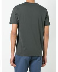 Sunspel - Green Twin Needle T-shirt for Men - Lyst