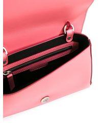 Emilio Pucci | Pink Logo Plaque Cross-body Bag | Lyst
