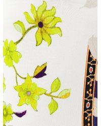 Etro | Multicolor Floral Print Sweatshirt | Lyst
