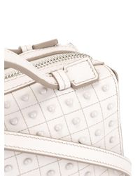 Tod's | Multicolor Studded Boxy Tote | Lyst