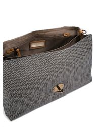 Zanellato | Black Large Postina Shoulder Bag | Lyst